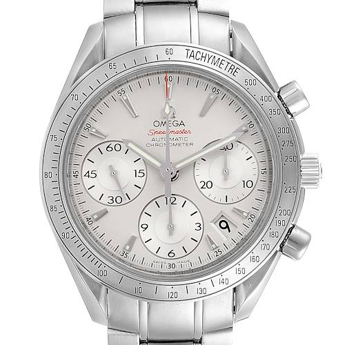 Photo of Omega Speedmaster Date Steel Mens Watch 323.10.40.40.02.001
