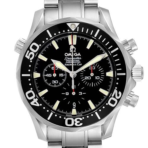 Photo of Omega Seamaster 300M Chronograph Americas Cup Watch 2594.50.00