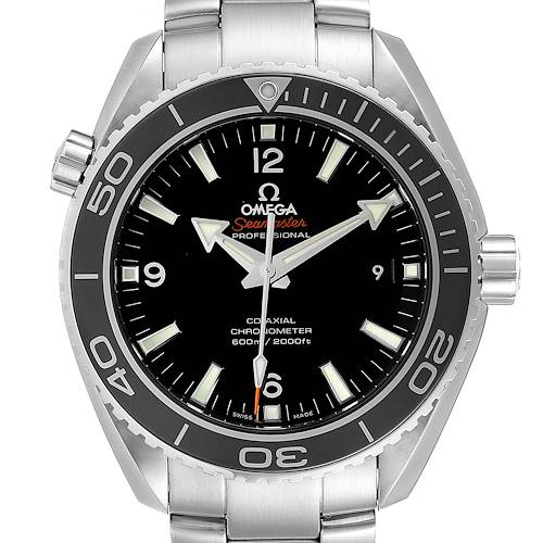 Photo of Omega Seamaster Planet Ocean 600M Mens Watch 232.30.46.21.01.001 Card