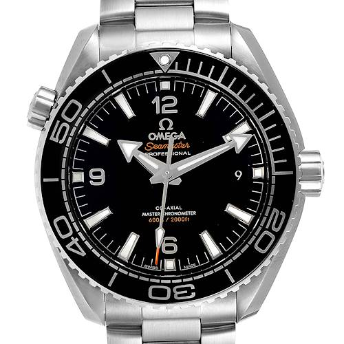 Photo of Omega Seamaster Planet Ocean Mens Watch 215.30.44.21.01.001 Box Card Unworn