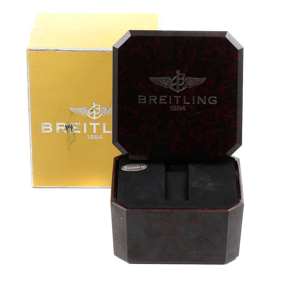 Breitling Navitimer Limited Edition 250 Steel Mens Watch A11022 SwissWatchExpo