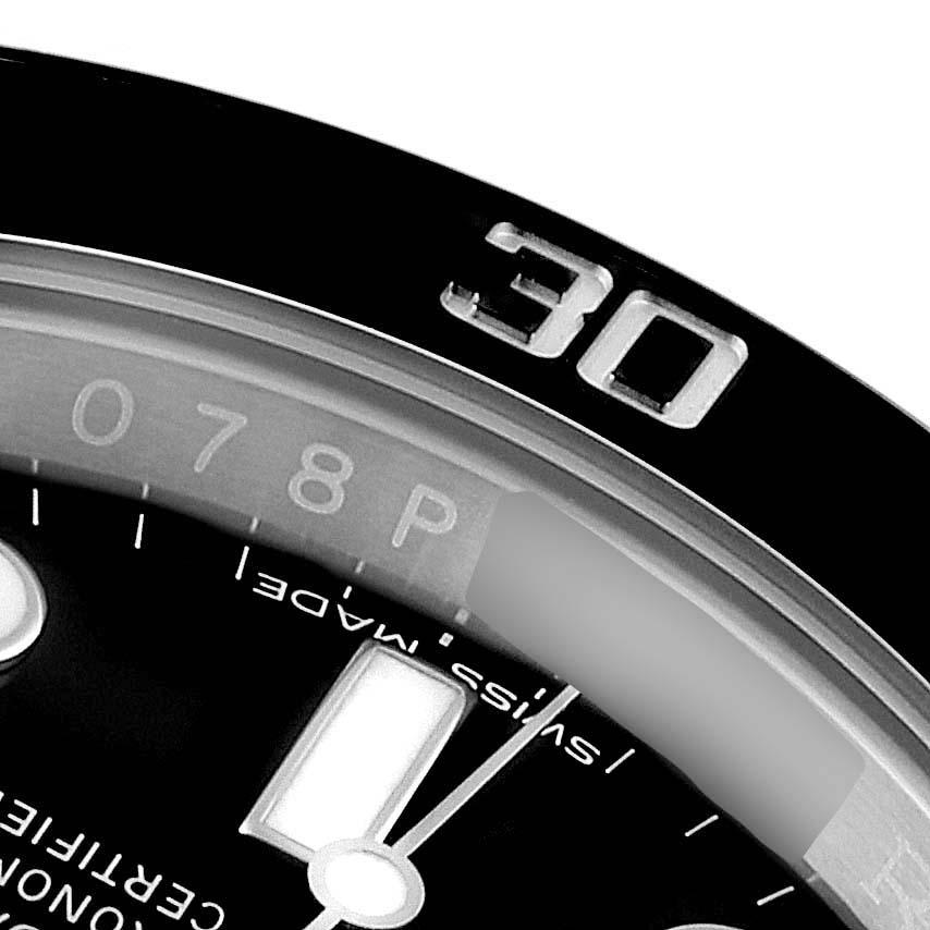 Rolex Submariner Ceramic Bezel Steel Mens Watch 116610 Box Card Unworn  SwissWatchExpo
