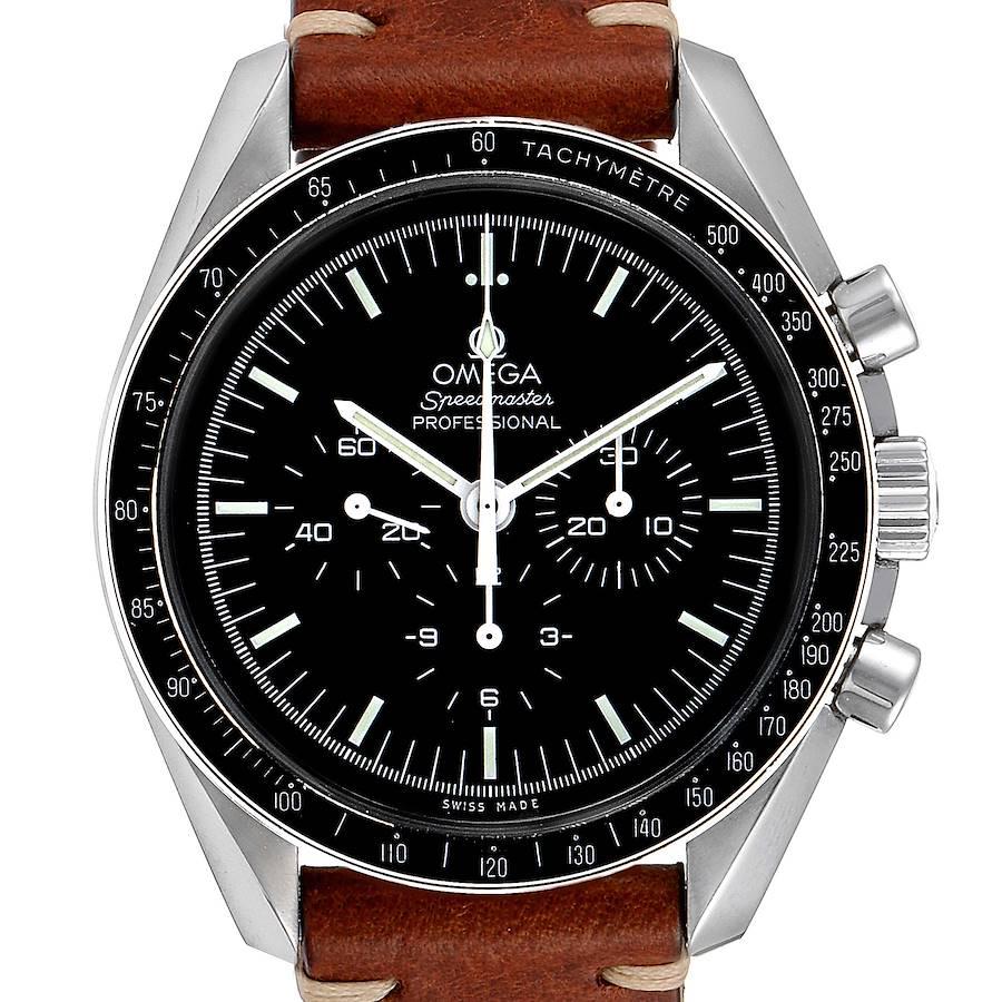 Omega Speedmaster Moonwatch Steel Watch 311.33.42.30.01.001 Box Card SwissWatchExpo