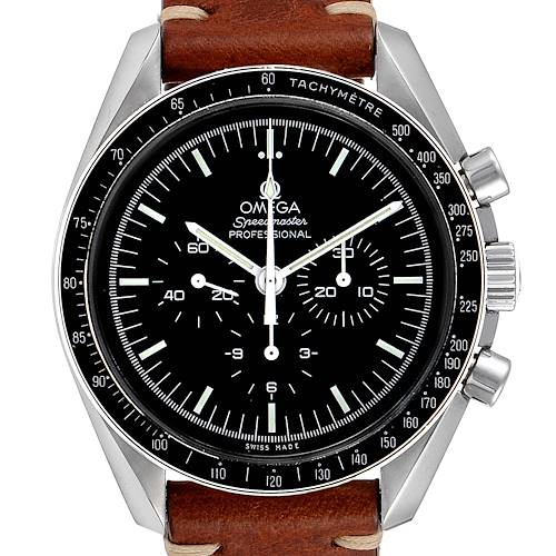 Photo of Omega Speedmaster Moonwatch Steel Watch 311.33.42.30.01.001 Box Card
