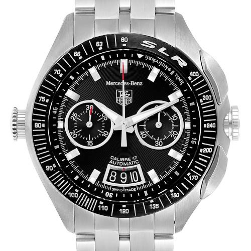 Photo of Tag Heuer Mercedez Benz SLR LE Chronograph Mens Watch CAG2111 Box Card