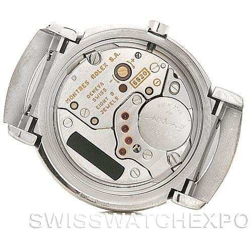 2674 Rolex Cellini Cellissima 18k Gold Diamond Watch 6671/9 SwissWatchExpo