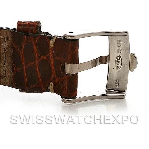 2730 Rolex Cellini Danaos Ladies 18k White & Rose Gold 6229 SwissWatchExpo