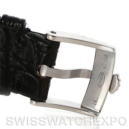 5366 Rolex Cellini Danaos Ladies 18K White Gold 6229 SwissWatchExpo