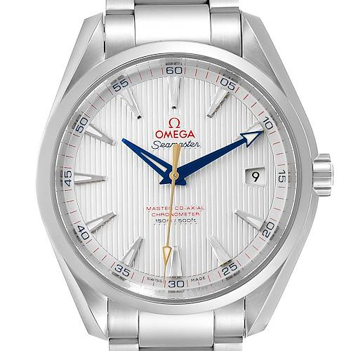 Photo of Omega Seamaster Aqua Terra Mens Watch 231.10.42.21.02.004 Box Card
