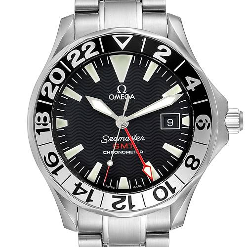 Photo of Omega Seamaster GMT Gerry Lopez Limited Edition Watch 2536.50.00