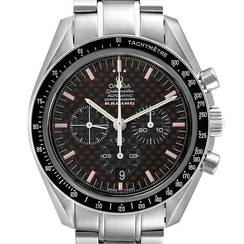 Photo of Omega Speedmaster Professional Racing Steel Mens Watch 3552.59.00 Box Card