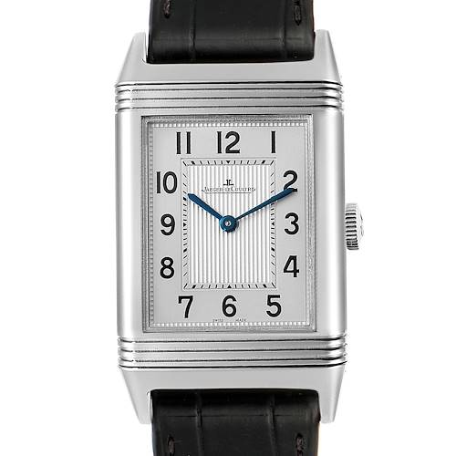Photo of Jaeger LeCoultre Grande Reverso Ultra Thin Watch 277.8.62 Q2788520 Papers