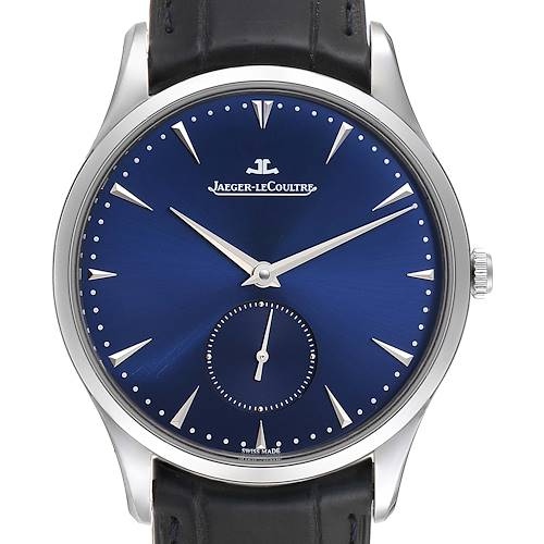 Photo of Jaeger Lecoultre Master Grande Ultra Thin Mens Watch 174.8.90.s Q1358480