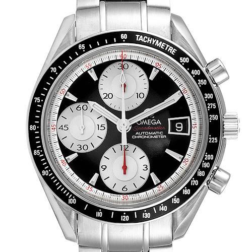 Photo of Omega Speedmaster Date 40 Black Dial Mens Watch 3210.51.00