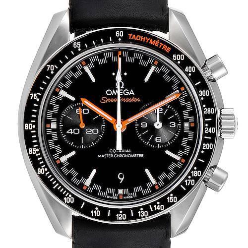 Photo of Omega Speedmaster Racing Co-Axial 44 Steel Mens Watch 329.32.44.51.01.001
