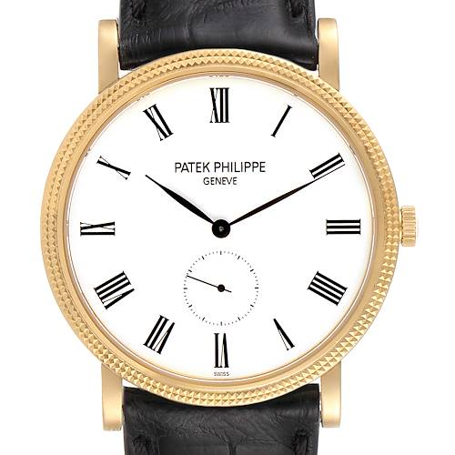 Photo of Patek Philippe Calatrava Yellow Gold Automatic Watch 5119