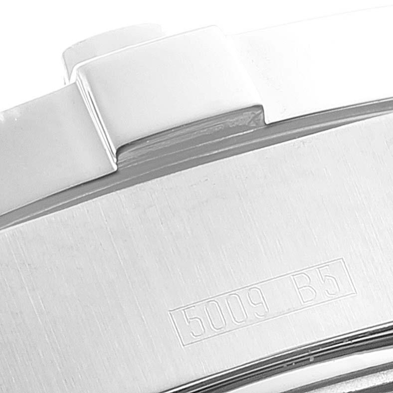 Breitling Aeromarine Superocean Steelfish Blue Dial Mens Watch A17390 Box SwissWatchExpo