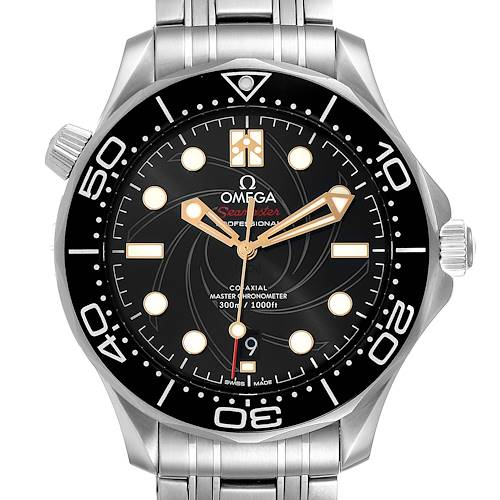 Photo of Omega Seamaster James Bond Limited Edition Mens Watch 210.22.42.20.01.004