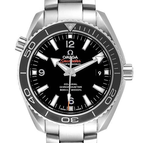 Photo of Omega Seamaster Planet Ocean Steel Mens Watch 232.30.42.21.01.001