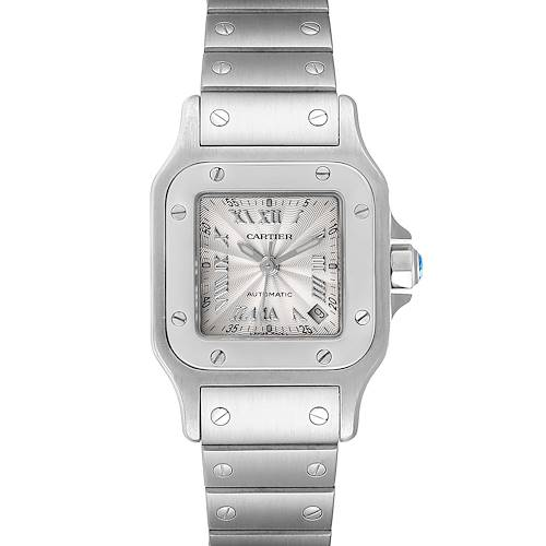 Photo of Cartier Santos Galbee Ladies Automatic Steel Ladies Watch W20044D6