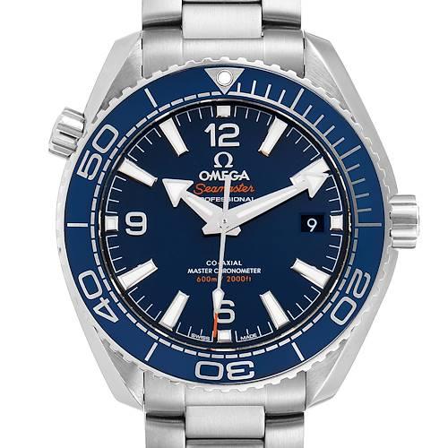 Photo of Omega Planet Ocean Master Chronometer 39.5 Watch Mens 215.30.40.20.03.001 Box