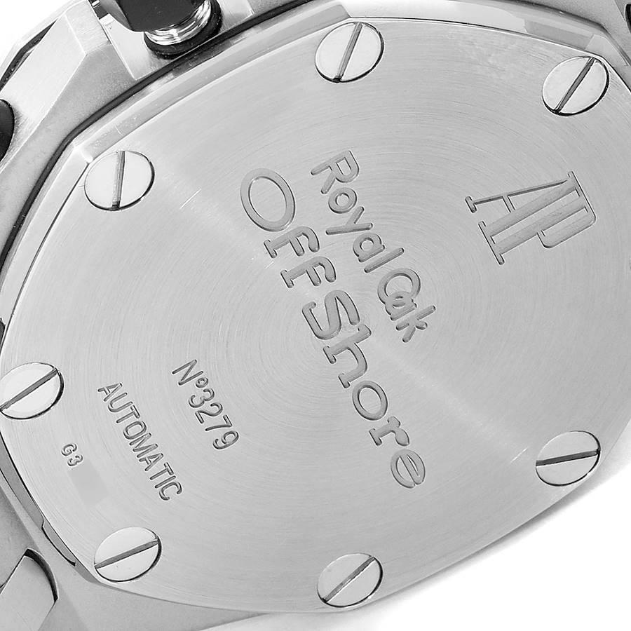 Audemars Piguet Royal Oak Offshore Safari Chronograph Mens Watch 26170ST SwissWatchExpo
