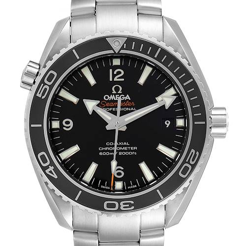 Photo of Omega Seamaster Planet Ocean Mens Watch 232.30.42.21.01.001 Card
