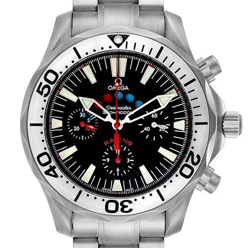 Photo of Omega Seamaster Regatta Racing Titanium Mens Watch 2269.52.00