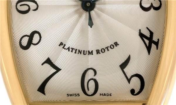 1155WPP Franck Muller Men 18k Yellow Gold Cintree Curvex 2852 Sc SwissWatchExpo