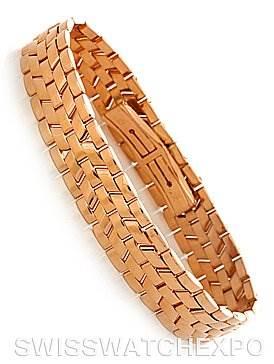 Photo of Franck Muller 18K Rose Gold bracelet