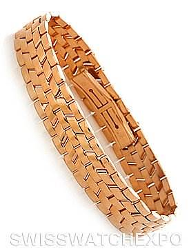 Photo of Franck Muller 18K Rose Gold bracelet