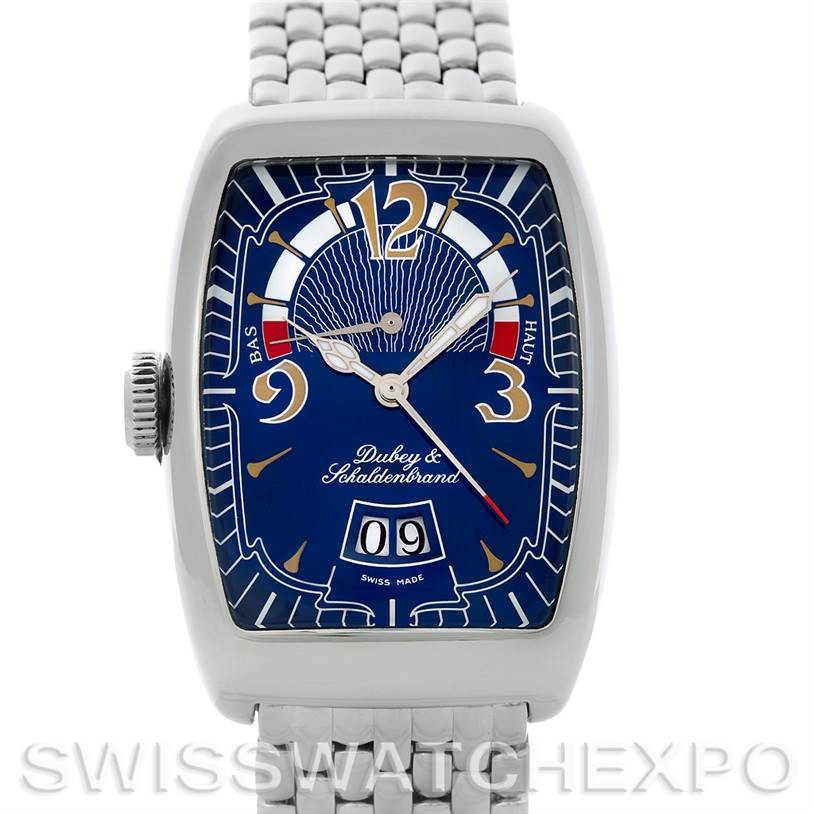 4637 Dubey & Schaldenbrand - Vintage Caprice Watch Limited Edition 473/500 SwissWatchExpo
