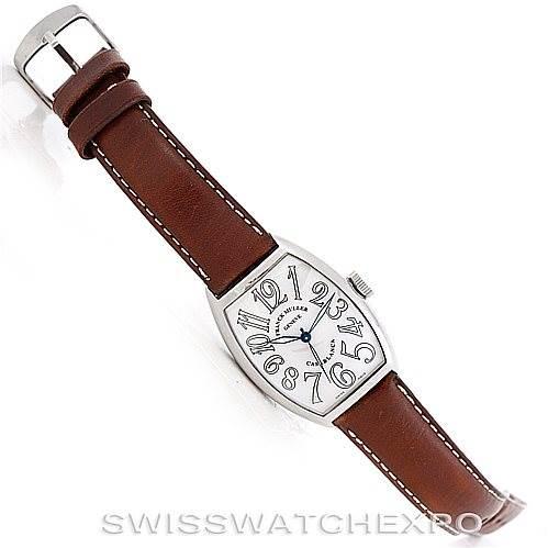 6398 Franck Muller Casablanca Mens Watch 5850 SwissWatchExpo