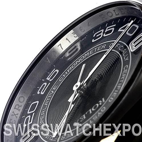 2545 Rolex Non Date Mens Ss Watch 116000 Year 2009 Sharp SwissWatchExpo