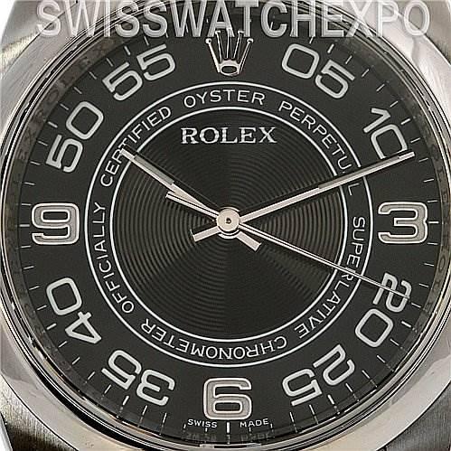 Rolex Non Date Mens Ss Watch 116000 Year 2009 Sharp SwissWatchExpo