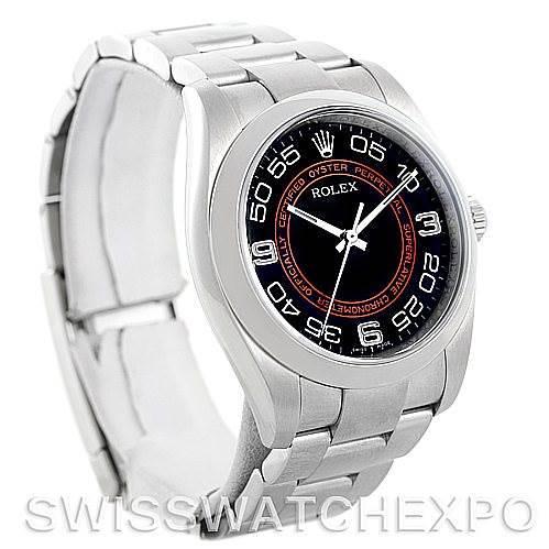 Rolex No Date Men's Steel Watch 116000 SwissWatchExpo