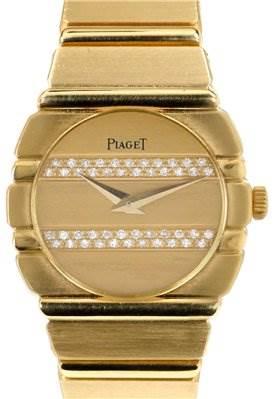 Photo of Piaget Ladies 18k Gold Diamonds Polo 861c701