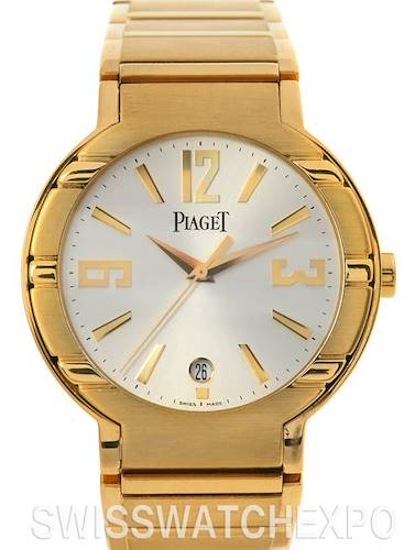 Photo of Piaget Polo  New Style Mens 18K Yellow Gold GOA26021 Watch