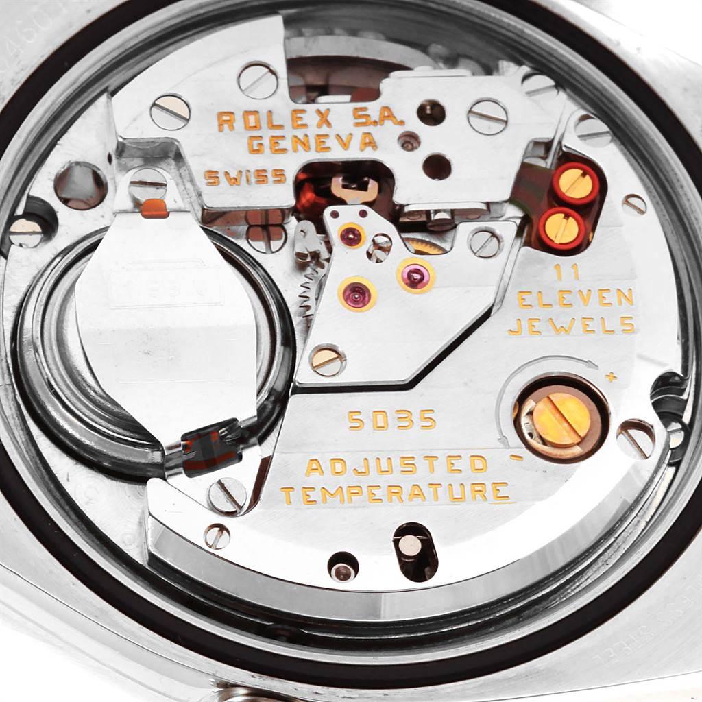 21627 Rolex Oysterquartz Datejust White Buckley Dial Vintage Mens Watch 17000 SwissWatchExpo