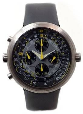 Photo of Ikepod Megapode Pilot Chronograph Mg01 Gmt By Nelson