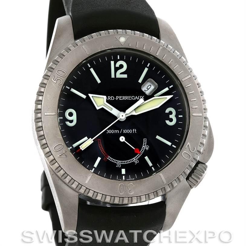 Photo of Girard Perregaux Sea Hawk II Titanium 49900-21-652-FK6D Watch
