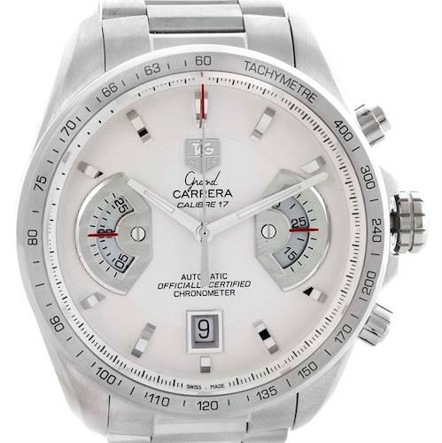 Photo of Tag Heuer Grand Carrera Mens Watch CAV511B