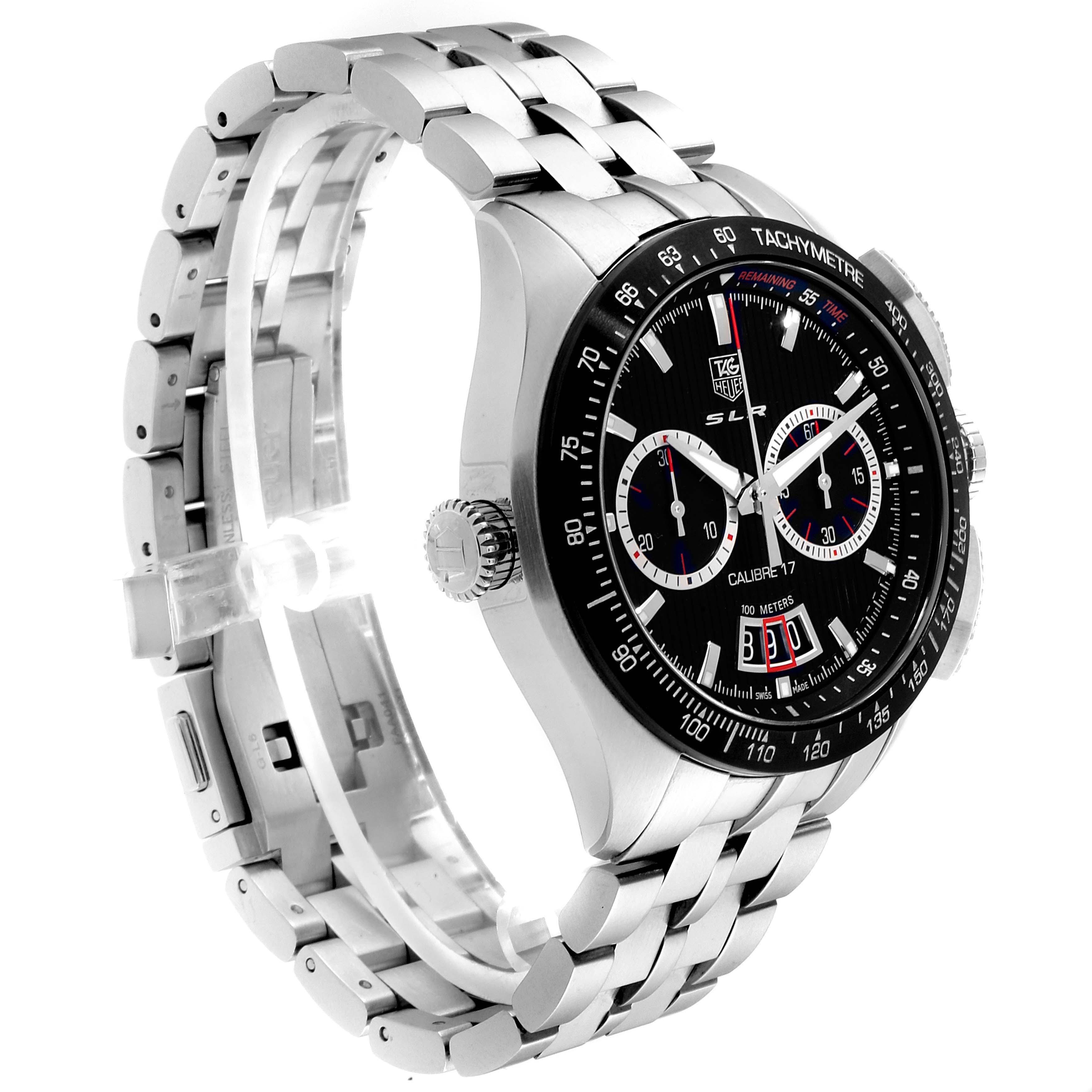 Tag Heuer Mercedez SLR McLaren Chronograph Mens Watch CAG2010 SwissWatchExpo