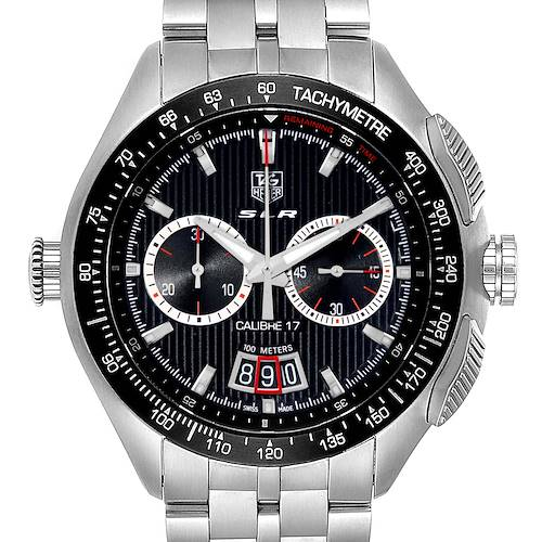 Photo of Tag Heuer Mercedes SLR McLaren Chronograph Mens Watch CAG2010