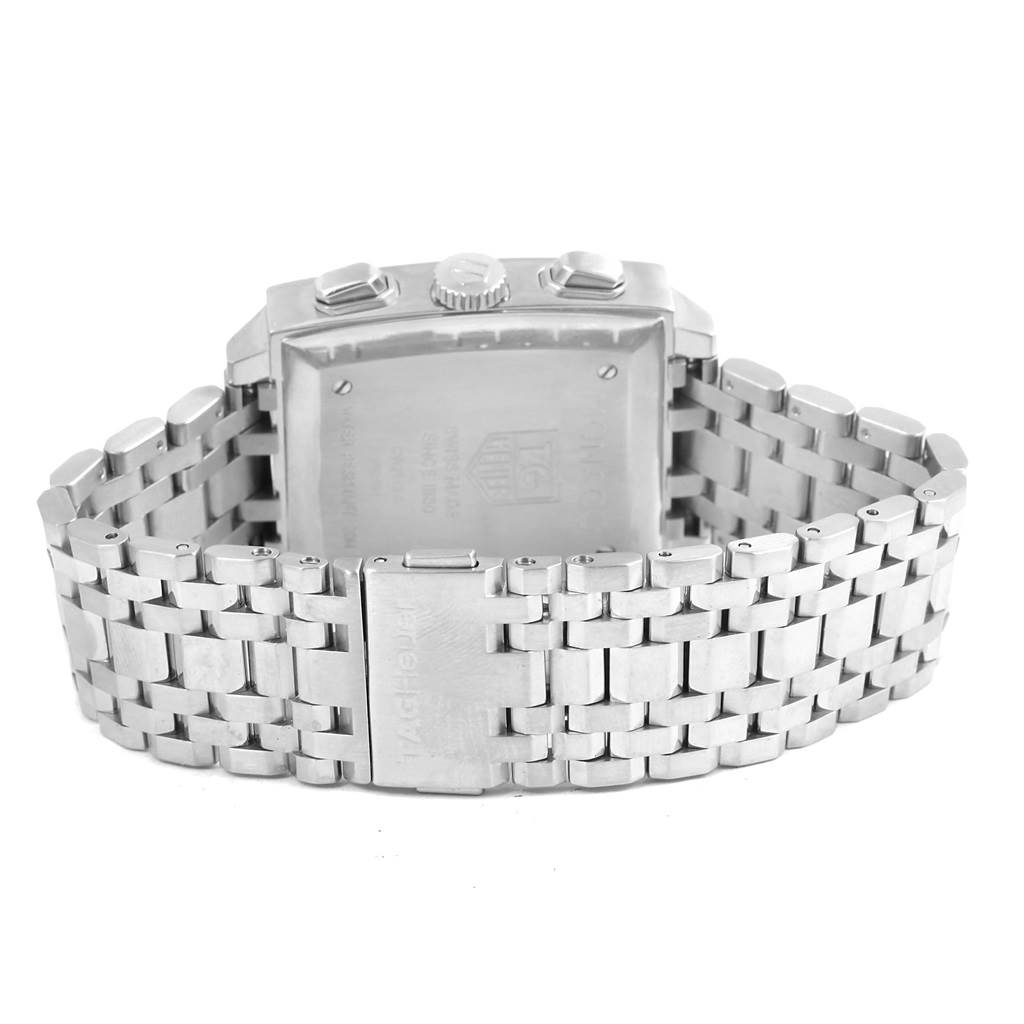15319 Tag Heuer Monaco Automatic Chronograph Mens Watch CW2113 SwissWatchExpo