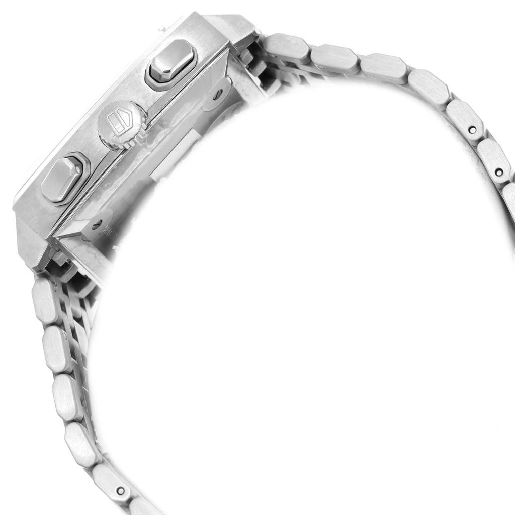 18616 Tag Heuer Monaco Automatic Steel Mens Watch CW2111 SwissWatchExpo