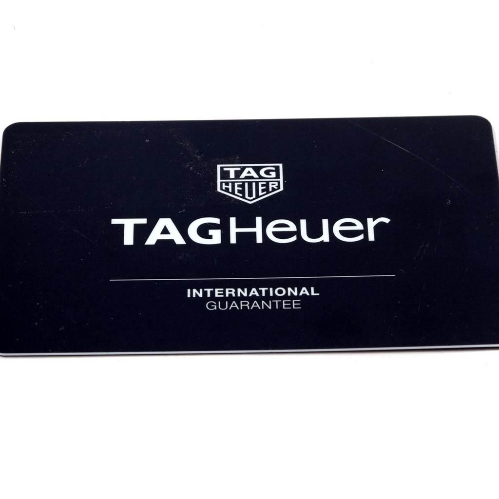 Tag Heuer Formula 1 Chronograph Steel Mens Watch CAZ2010 Card SwissWatchExpo