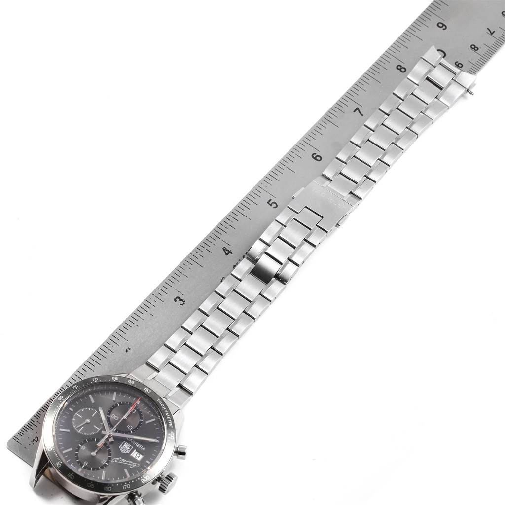 21306 Tag Heuer Carrera JM Fangio Limited Edition Mens Watch CV201C SwissWatchExpo