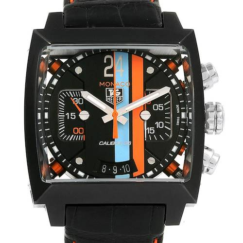 Photo of Tag Heuer Monaco Limited Edition Chronograph Mens Watch CAL5110