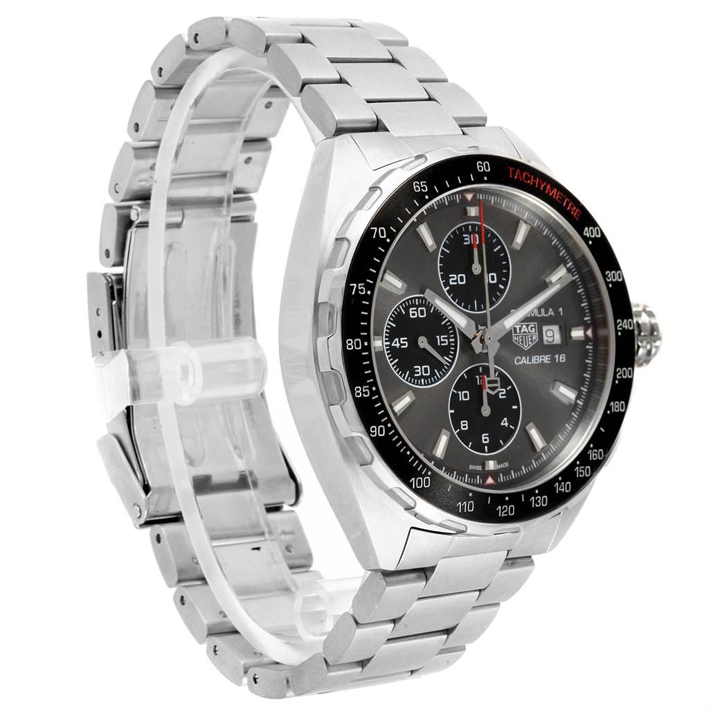 Tag Heuer Formula 1 Calibre 16 Chronograph Mens Watch CAZ2012 Box SwissWatchExpo